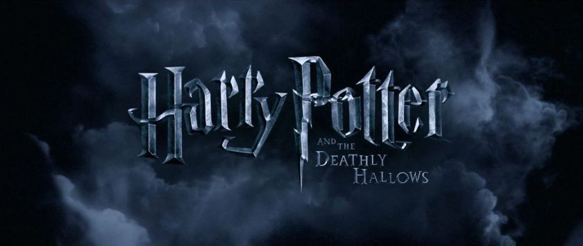 Harry Pottter and the Deathly Hallows