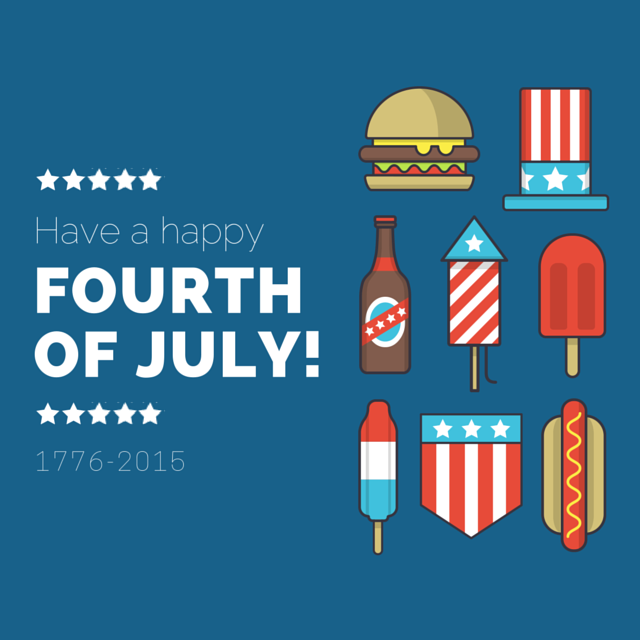 Happy 4th!