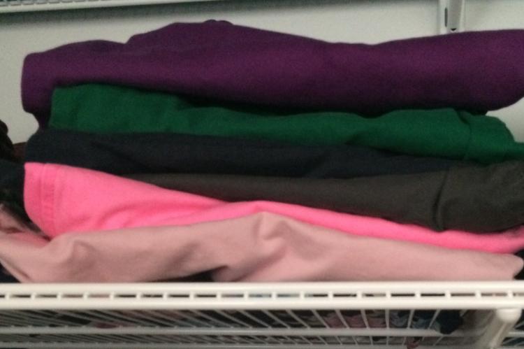 shorts stack