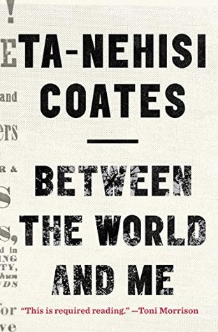 Book Cover of Between the World and Me