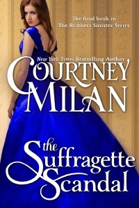 Book Cover of Courtney Milan's The Suffragette Scandal