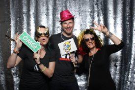 Photobooth at Automattic Grand Meetup 2015