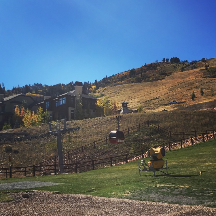 Canyons in Park City