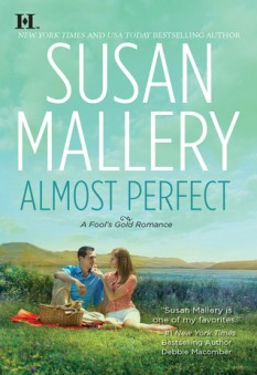 Book Cover of Almost Perfect by Susan Mallery