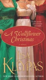 Book Cover of A Wallflower Christmas by Lisa Kleypas