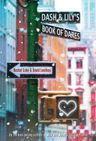 Book Cover of Dash and Lily's Book of Dares
