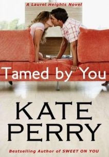 Book Cover of Tamed by You by Kate Perry