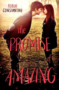 Book Cover of The Promise of Amazing by Robin Constantine