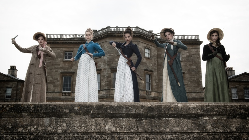 Image from Pride and Prejudice and Zombies