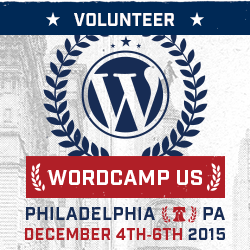 WordCamp US Volunteer Site Badge