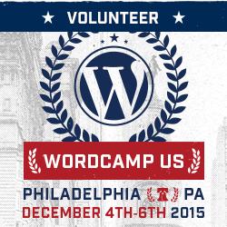 WordCamp US Volunteer Site Badge