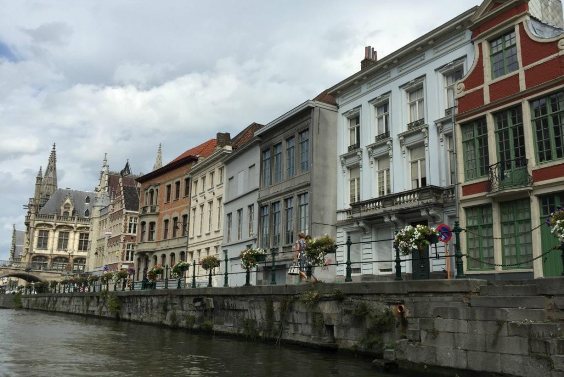 A Visit to Ghent, Belgium