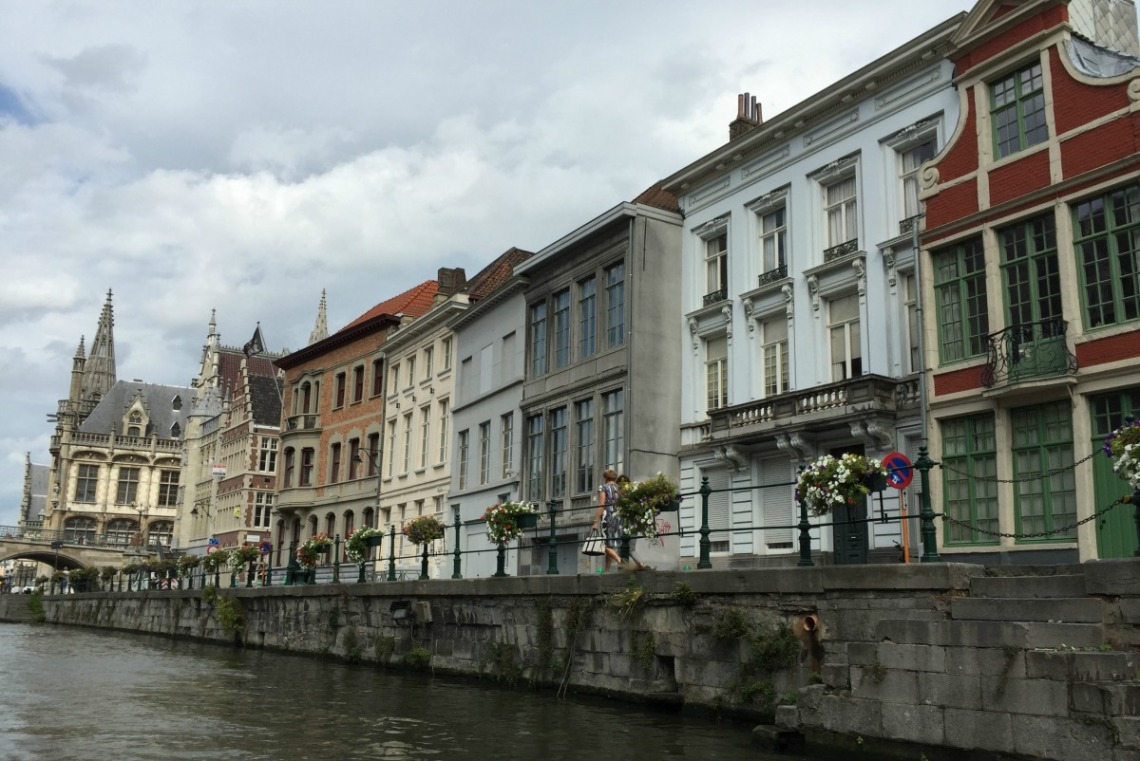 A Visit to Ghent, Belgium