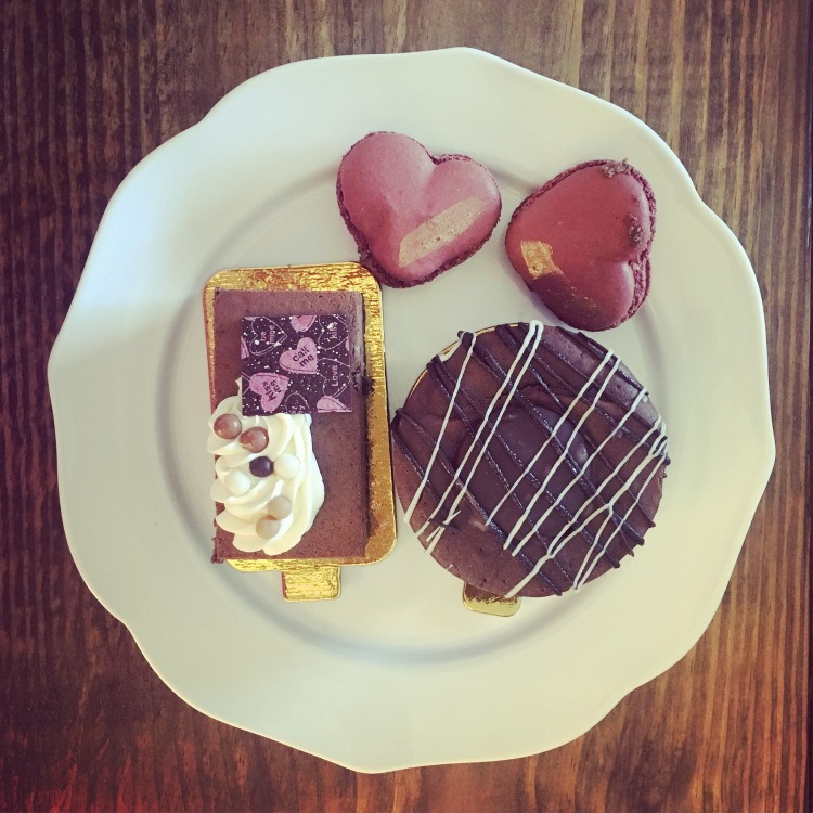 Valentine's Day treats from Haute Sweets in Dallas