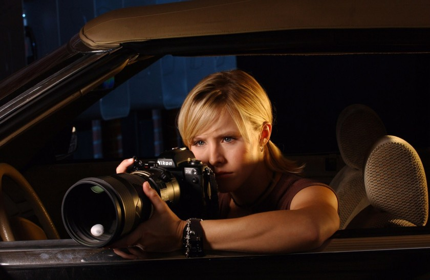 Veronica Mars with camera season 1